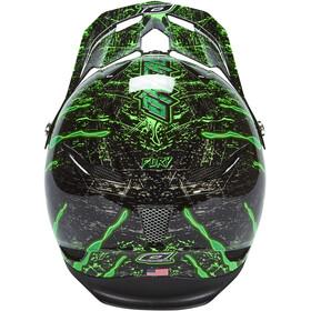 O'Neal Fury RL Fietshelm, crawler-black/green